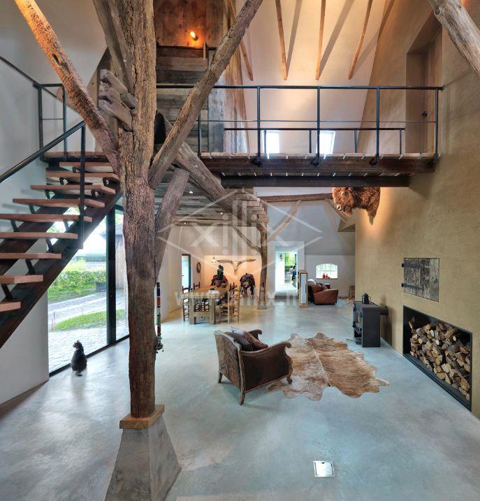 Xillix roestvrijstaal xillix moderne stalen design trappen - Model interieur trap ...