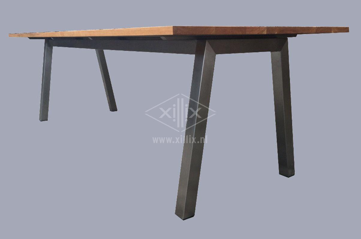 maatwerk tafel voor stoelen met hoge armleuningen xillix.nl