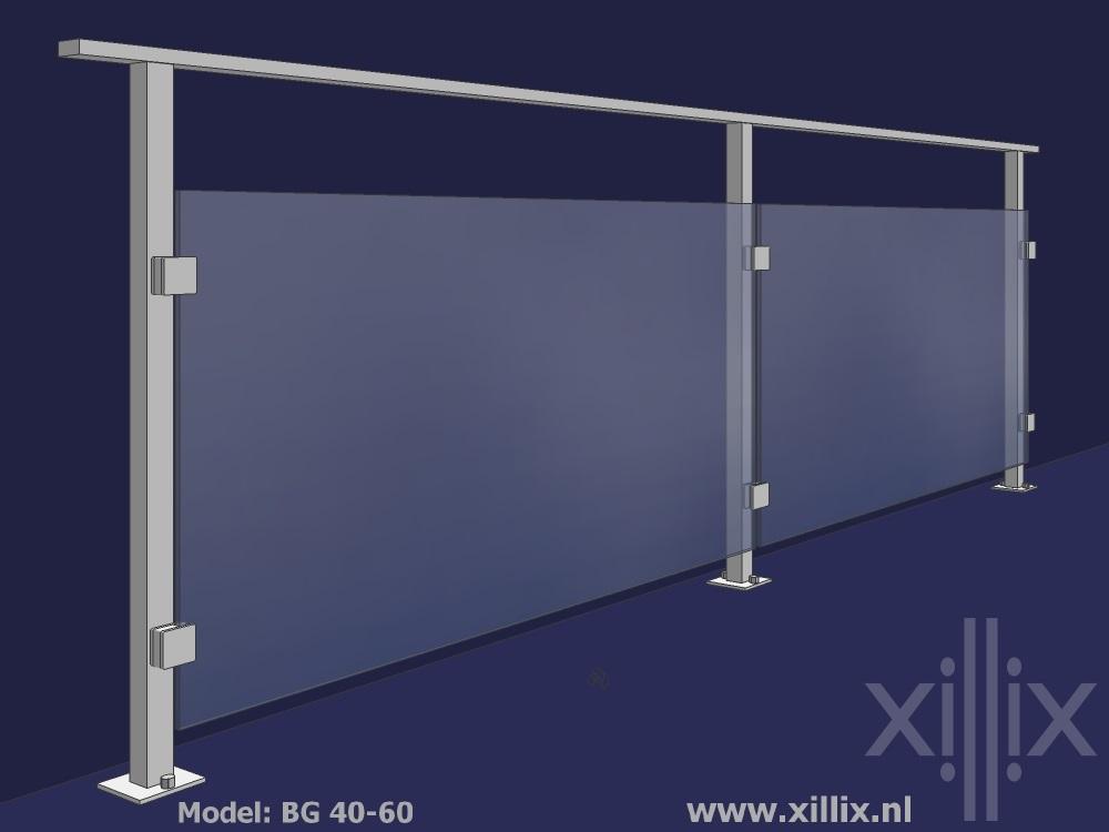 Xillix balustrades overzicht